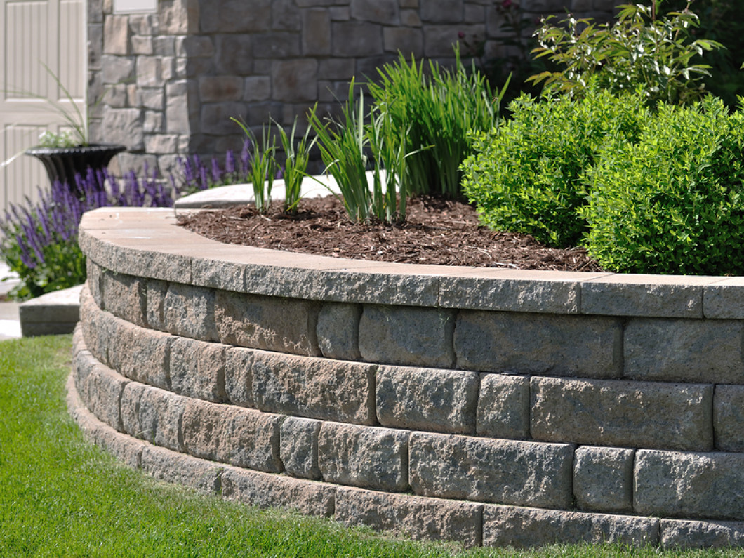 Add a Retaining Wall to Your Property